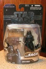 Rarest Star Wars Saga Collection Ultimate Galactic Hunt DARTH VADER w/Hologram