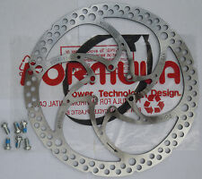 "Formula - One disk rotor Formula 180mm/7"" 1 piece - IS 6 holes FD54045-00"