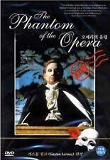 The Phantom Of The Opera - Region 2 Compatible DVD (UK seller!!!) Burt NEW