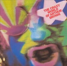 ARTHUR BROWN - The Crazy World of Arthur Brown  FIRE I BEG YOU TO BURN