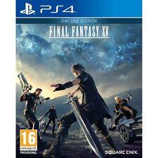 PS4 Spiel Final Fantasy XV 15 Day One Edition inkl. Masamune-Waffe DLC NEUWARE