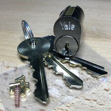 YALE 1210 6-Pin LFIC (ZB) w/ 2 Op & 1 Control Key + Security Pins - Locksport