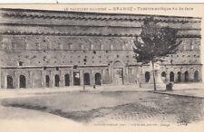 ORANGE théâtre antique vu de face photo-éd lang écrite