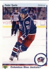 10-11 Upper Deck 20th Anniversary Fedor Tyutin #145
