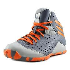 adidas Men's Leather Basketball Athletic Shoes