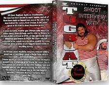 Tugboat  Shoot Interview Wrestling DVD,  WCW WWF