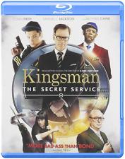 Kingsman: The Secret Service (Blu-ray + Digital Copy) [NEW]