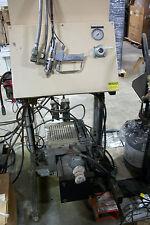 INGERSOLL RAND PLUNGERS PUMPS LIQ CONTROLLER BOX W/ GRACO MIX GUN 2 PART FOAM
