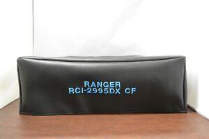 Ranger RCI-2995DX CF with Rack Handles CB Radio Amateur Radio Dust Cover