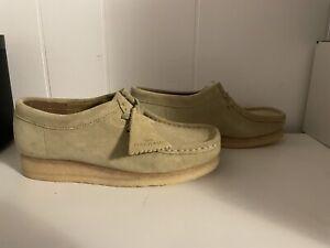 Clarks Originals Wallabee, Maple Suede Casuals #35395 - Women's Size 7.5