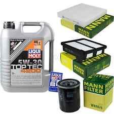 Inspection Kit Filter LIQUI MOLY Oil 5L 5W-30 For Honda Jazz ( III Ge 1.2