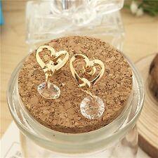 Hot Korean Fashion Jewellery Zircon Stud Earrings