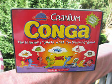 Cranium Conga The Hilarious Guess What I'm Thinking? 2003 New & Factory Sealed!