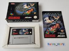 Super Nintendo SNES - Batman Forever - PAL - EUR