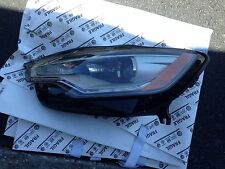 *DAMAGE AUDI A6 HEADLIGHT LH XENON LED HID 12 13 14 4G0941031D Drivers Left