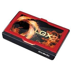 AVerMedia GC551 Live Gamer EXtreme 2 (LGX2) 4K Pass-Through Game Capture