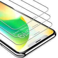 UNBREAKcable iPhone X XS Screen Protector 3-Pack Tempered Glass for iPhone X XS