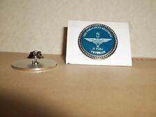 HM Armed Forces  Parachute Regiment IV Para Veteran lapel pin badge .