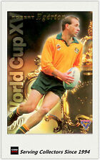 1995 Australia Rugby Union Trading Cards WORLD CUP XV WC14: Robert Egerton