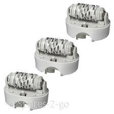 Braun Depiladora 67030946 Silk-epil 5 Cabeza Seda Epil 7 estándar 5000 7000 X 3