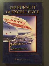 The Pursuit Of Excellence By Bruce Leonard QANTAS Engineering Maintenance Part 2