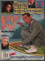 Star Hits November 1987 Madonna Elvis Presley U2 Depeche Mode Pee Wee 082420AME