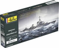 Heller 85009 - 1:400 Marceau + Destroyer Z31 Twinset - New