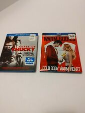 Curse of Chucky and Warm Bodies BLU-RAY lot - Free Ship!