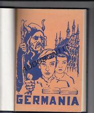 Germania - Gedenkboek faculteit Germaanse LEUVEN 1942 (N369)