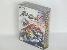 SOUL CALIBUR V Collector's Edition Brand NEW PS3 Playstation 3 PAL Ver 2905