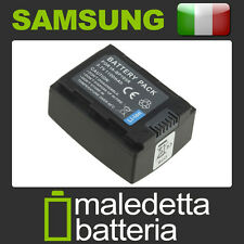 Batteria Alta Qualità per Samsung HMX-F90