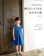 Girl's Lovely Dresses Lala Dress - Japanese Craft Book