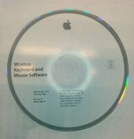Apple Wireless Keyboard and Mouse Software 2Z691-4661-A