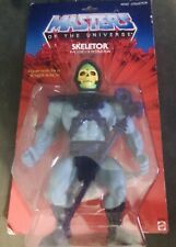 RARE He-Man Masters Of The Universe Gentle Giant Jumbo 12? SEALED SKELETOR w/Box