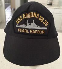 USS Arizona ball cap
