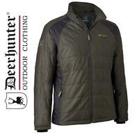 Deerhunter 5865 Moss Padded Jacket Hunting Coat Art Green Stretchable