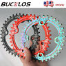 104bcd MTB Round Oval Narrow Wide Chainring 30-42T Bike Single Chainwheel 7-10s