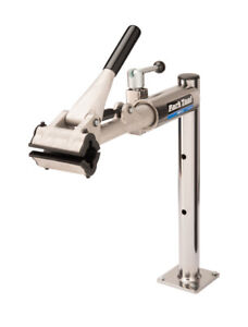 Park Tool PRS-4.2-1 Deluxe Bench Mount Repair Stand + 100-3C Clamp