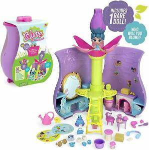 Blume Secret Surprise Garden - 30 Surprises & Rare Doll Deluxe Set New Kids Toy