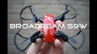 S9 RC MINI DRONE with HD Camera Wifi FPV / App Control - 3d Stunt Acrobatics