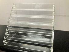 Clear Shelf Display Cases Case Of 6 Display Shelves