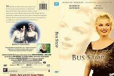 Bus Stop ~ New DVD ~ Marilyn Monroe, Don Murray (1956)