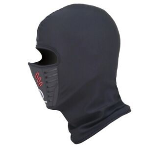 Cold Weather Windproof Thermal Fleece Neck Warm Balaclava Waterproof Face Mask