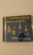 VIANELLO EDOARDO - TUTTE IN UN COLPO - DOPPIO  CD