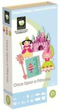NEW!!  Cricut cartridge Once Upon a Princess!!  3-D Images!!  Retired/ HTF!