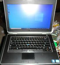 Dell Latitude E6430 i5-3340m 2.7GHz 8GB New 256GB SSD DVDRW Lit KB nVidia 10 Pro