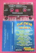 MC EMOZIONI IN MUSICA Gioielli nascosti compilation RENATO ZERO no cd lp vhs