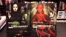 Tecnopadri completa 8 volumi Alessandro Editore Jodorowsky Beltran Janjetov