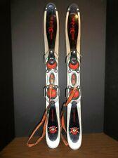 """Salomon Ski Blades Snow Blades SnowBlades BUZZ 35"""" w/ straps adjustable bindings"""