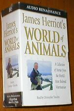 James Herriot's World of Animals - New Audiobook on Cassettes